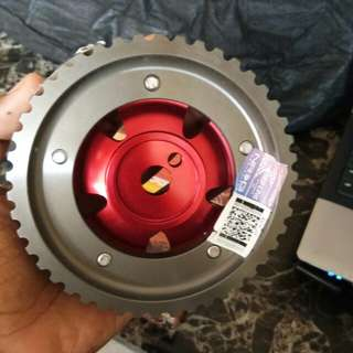 Arospeed Cam pulley for waja