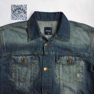 Untold Washed Denim Jacket