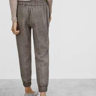 *Aritzia* (XS) Wilfred TURQUET pants in wool