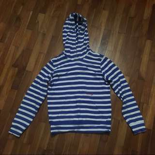 Stripes Hoodie Sweater