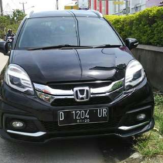Mobilio RS automatic Thn 2015
