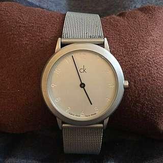Authentic Calvin Klein Steel Watch