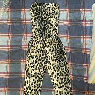 Leopard Print Jumper *R*