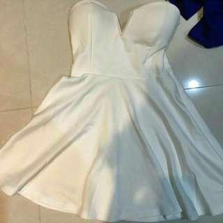徵!!平口洋裝
