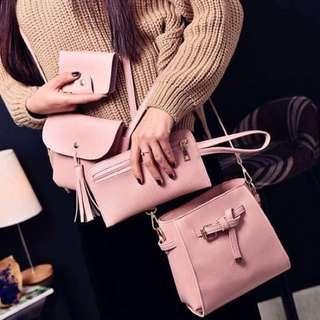 4 in 1 Set Bags