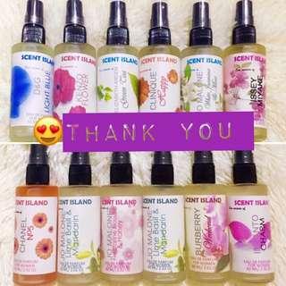 Perfume Versions