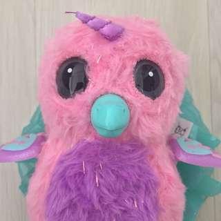 Hatchimal (Pink Glitter and Garden)