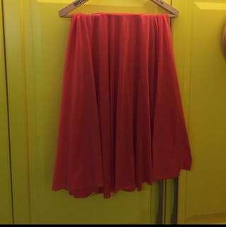 🌟正韓 麻綿裙