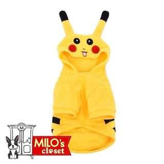 Dog Pikachu Hoodie