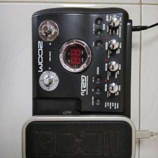 Zoom G2.1u Guitar Effects Pedal