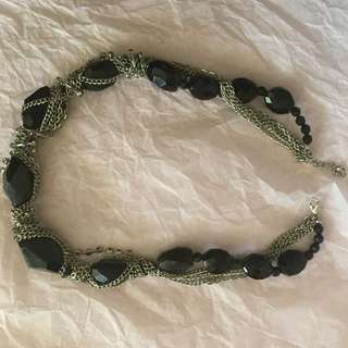 Kalung choker necklace
