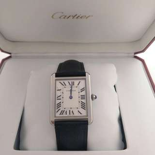 Cartier Watches⌚️WSTA0030 Tank Solo Small