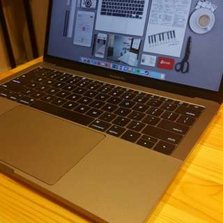 Macbook Pro New Edition (black)