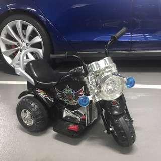 Kids electric motorbike 兒童 電動 電單車
