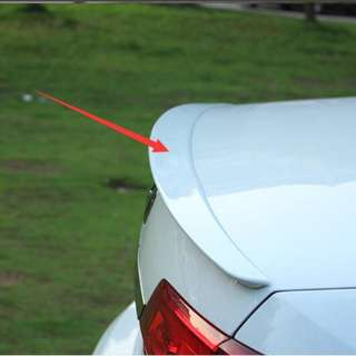 Jetta boot lip spoiler ducklip (BLACK COLOUR)