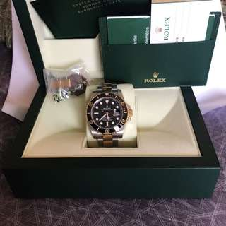 Rolex submariner $12800 alphanumeric