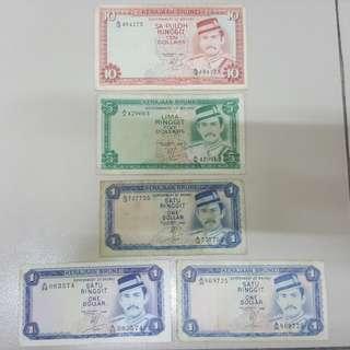 Dollar Brunei