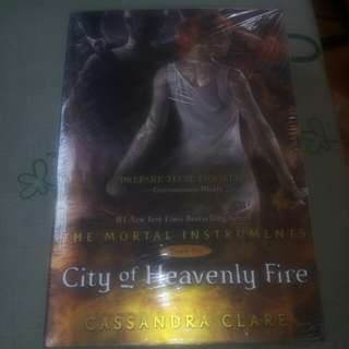 City of Heavenly Fire (Mortal Instruments Book #6)