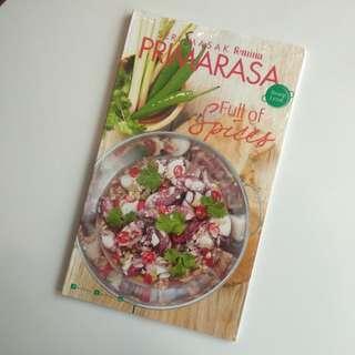 Buku Memasak - Full of Spices