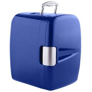 7L Mini Fridge Car Home Dual Use Good For Travelling Breast Milk Office Fishing Picnic Long Distance Driving Sports Hot Weather Outing Camping  Home Cold Drinks Insulin Cosmetic Medicine