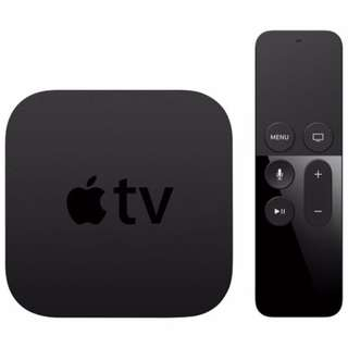 Apple TV 4/ /201708月購買 降價求售