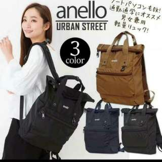 Anello Urban Street Backpack