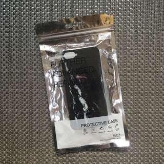 iPhone 5/5s/5c/se Black Marble Case