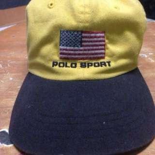 Polo sport cap