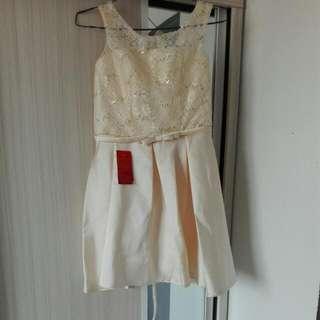 new campaign drop shoulder bridesmaid/dinner/ROM dress