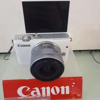 Kamera CANON EOS M10 Murah (BISA Cicilan DP 0%)