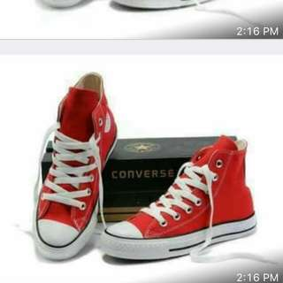 converse shoes size 36~40