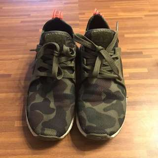 Adidas NMD in Camo