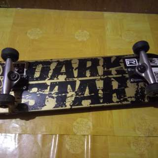 Dark star skateboard