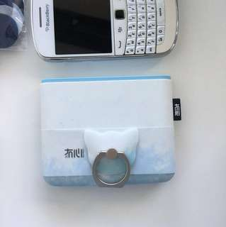 Sky Blue Powebank 10400 MAH
