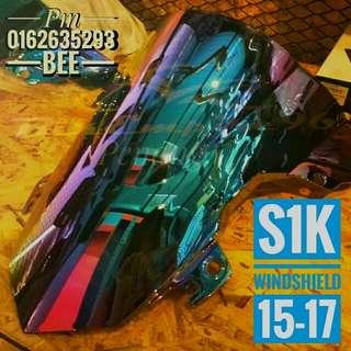 S1k windshield 15-17