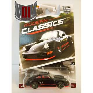 Hot Wheels Porsche 964 Modern Classic 2017 Car Culture