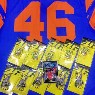 Keychain VR46 Rossi