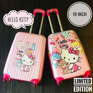 KIDS HELLO KITTY LIMITED EDITION LUGGAGE