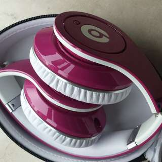 Monster Beats Studio By Dr.Dre Head Phone