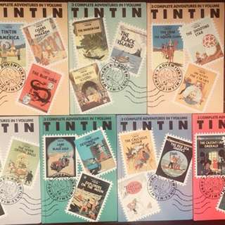 The Advantures of TINTIN