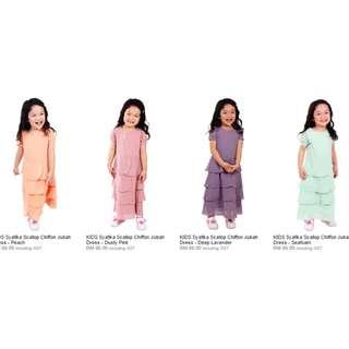 Poplook Kids Syafika Dress