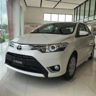 70k Net DP 2018 Brand New Fresh Toyota Vios G Automatic ALL-IN Cash Out Wigo Vios Altis Hilux Innova Avanza Camry Hiace Fortuner