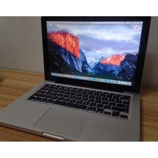 MD101 Apple macbook pro (SLIGHTLY USE )100%GOOD CONDITION
