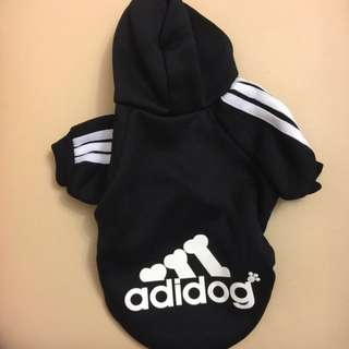 Adidog Hoodie In Size M (fits like S)