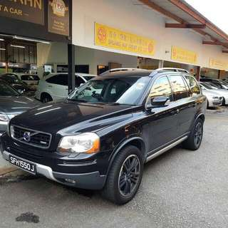 VOLVO XC90 3.2(A) AWD 2007 TIP TOP CONDTION (BEST PRICE IN TOWN) (SGPORE SCRAP CAR)
