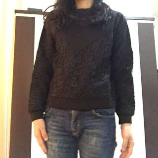 sweater bordir