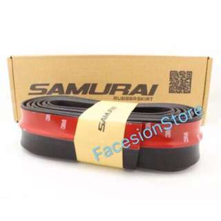 SAMURAI Skirt Rubber