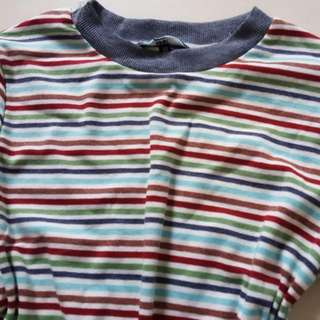 Colourful Stripes Jumper Long Sleeve