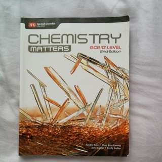 Chemistry GCE O Level 2nd Edition