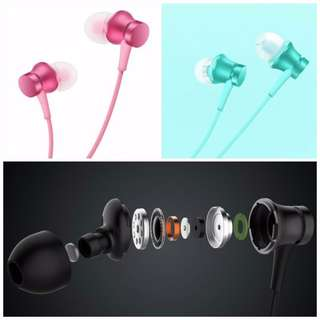 Xiaomi Piston In-Ear Earphones Fresh Version